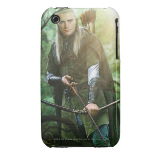 LEGOLAS GREENLEAF™ with bow iPhone 3 Case-Mate Case
