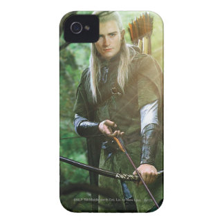 LEGOLAS GREENLEAF™ with bow iPhone 4 Case-Mate Case