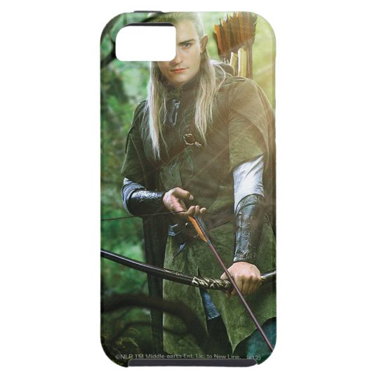 LEGOLAS GREENLEAF™ with bow iPhone SE/5/5s Case