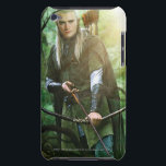 "LEGOLAS GREENLEAF™ with bow iPod Touch Case<br><div class=""desc"">Lord of the Rings: Character Art. There is a fell voice on the air. Something draws near. I can feel it.</div>"