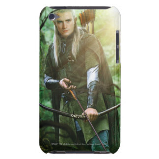 LEGOLAS GREENLEAF™ with bow iPod Touch Case