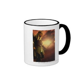 LEGOLAS GREENLEAF™ with Bow Ringer Mug