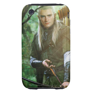 LEGOLAS GREENLEAF™ with bow Tough iPhone 3 Covers