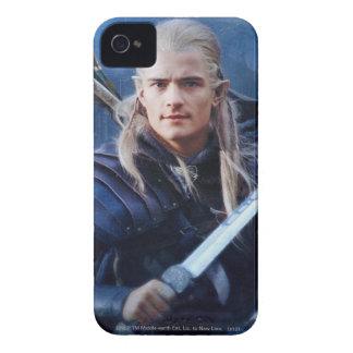 Legolas in Blue iPhone 4 Case-Mate Cases