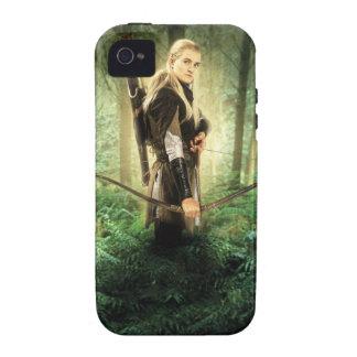 Legolas Nocking la flecha iPhone 4/4S Carcasa