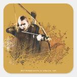 Legolas Shooting Arrow Sticker