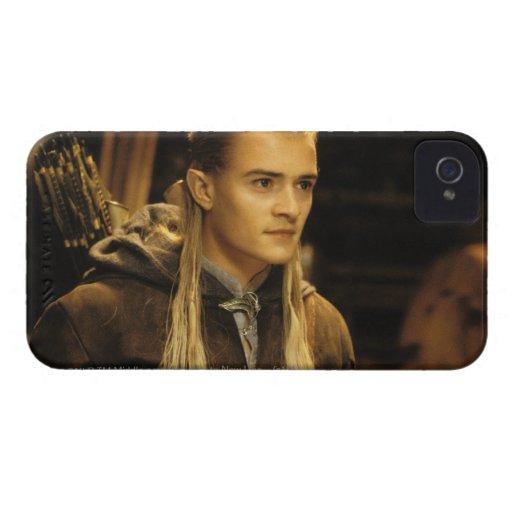 Legolas sincero Case-Mate iPhone 4 cárcasas