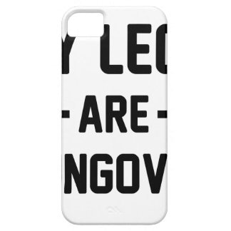 Legs Are Hungover iPhone SE/5/5s Case