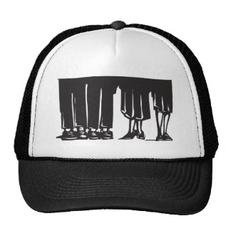 Legs at a Party Trucker Hat