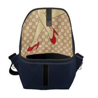 Legs Messenger Bag