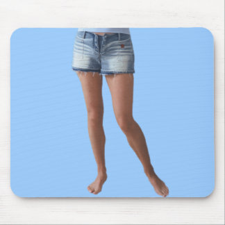 Legs Mouse Pad