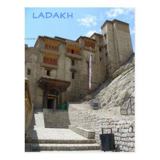 Leh Palace, Leh, Ladakh, India Postcard
