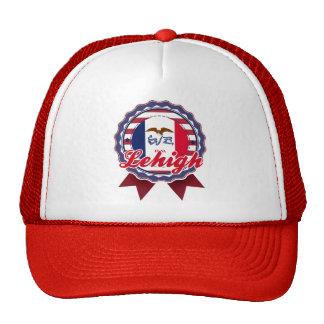 Lehigh, IA Trucker Hat