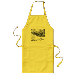 Lehigh Valley Railroad-A Second Century of Service Apron