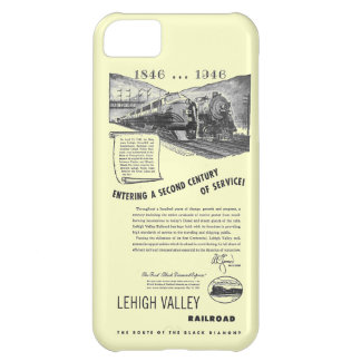 Lehigh Valley Railroad-A Second Century of Service iPhone 5C Cases
