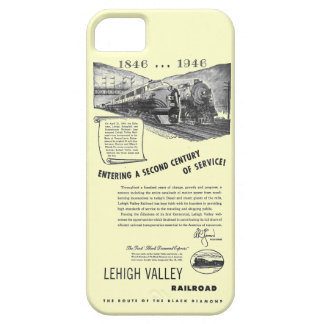 Lehigh Valley Railroad-A Second Century of Service iPhone 5 Cases