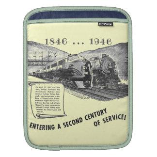 Lehigh Valley Railroad-A Second Century of Service iPad Sleeve