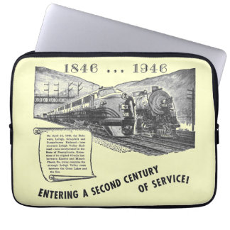 Lehigh Valley Railroad-A Second Century of Service Computer Sleeve