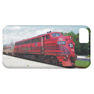 Lehigh Valley Railroad F-7A #578 @ Cape May N.J. iPhone 5C Covers