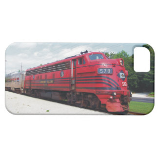Lehigh Valley Railroad F-7A #578 @ Cape May N.J. iPhone SE/5/5s Case