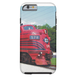 Lehigh Valley Railroad F-7A #578 @ Cape May N.J. Tough iPhone 6 Case