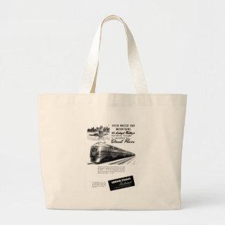Lehigh Valley Railroad - New Diesel Power 1950 Bags