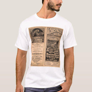 Lehigh Valley Railroad T-Shirt