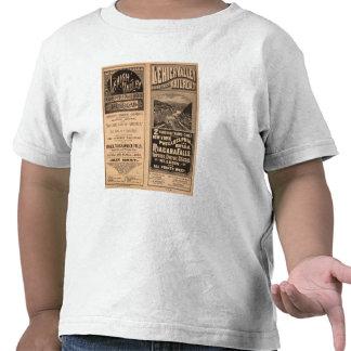 Lehigh Valley Railroad Tshirt