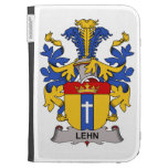 Lehn Family Crest Cases For The Kindle