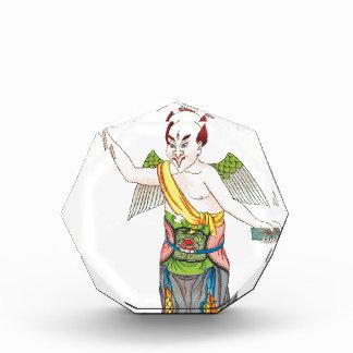 Lei-cheng-tze Acrylic Award