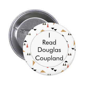 Leí el botón canadiense de los libros de Douglas C Pin