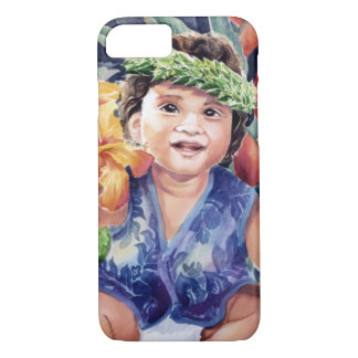 Lei Haku iPhone 7 Case