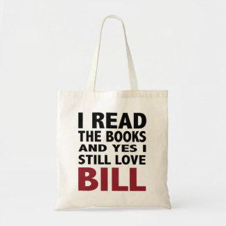 Leí los libros…. bolsas