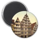 Leibnitz House, Hanover, Hanover, Germany magnific Fridge Magnets