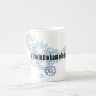 Leibniz Tea Cup