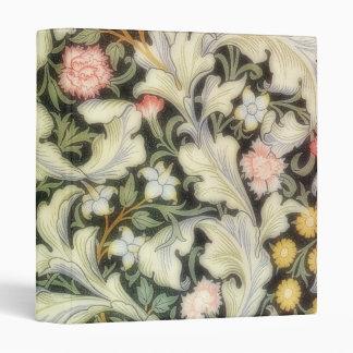 Leicester Vintage Floral Binder