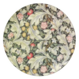 Leicester Vintage Floral Party Plates