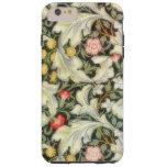 Leicester Vintage Floral Tough iPhone 6 Plus Case