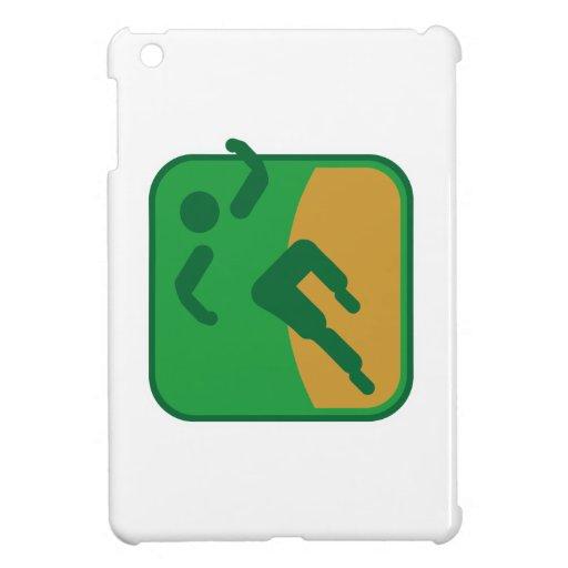 Leichtathletik iPad Mini Coberturas