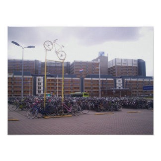 Leiden Bikes el poster