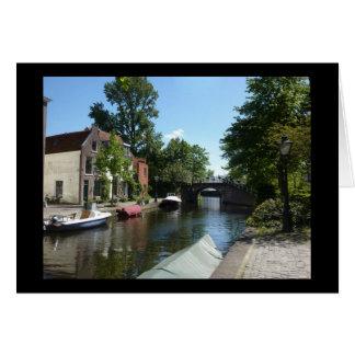 Leiden Canal Card