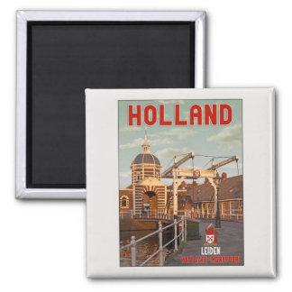 Leiden - Morspoortbrug Magnet