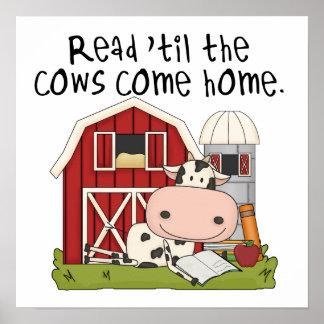 Leído 'hasta las vacas vuelva a casa impresiones