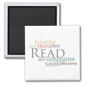 Leído, la búsqueda, se imagina el imán (la luz)