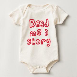 ¡Leído me una historia! Trajes De Bebé