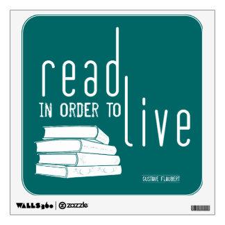 Leído para vivir vinilo