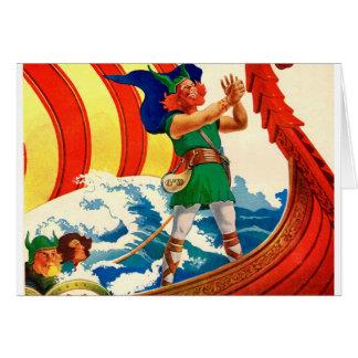 Leif Ericson Card