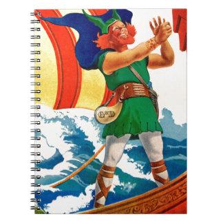 Leif Ericson Notebook