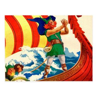 Leif Ericson Postcard
