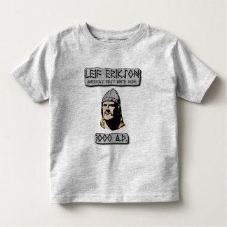 Leif Erikson: El primer tipo blanco de América Camisas